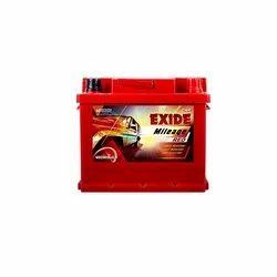 MLDIN44LH Exide Car Mileage Battery