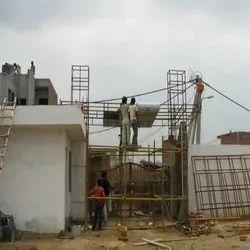 Bunglow, Tenament Concrete Frame Structures House Construction Services, Vadodara