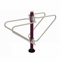 Mild Steel Outdoor Pushup Bar, For Fitness
