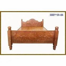 Stylish Wooden Designer Cot