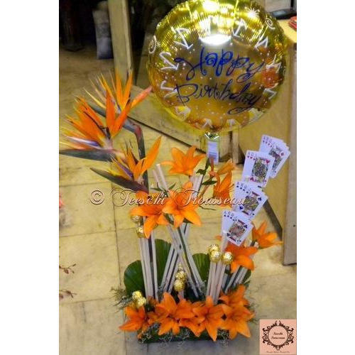 Happy Birthday Bouquet, For Gift