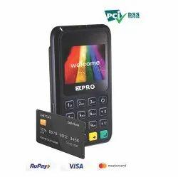 Ezpro Card Swipe Machine
