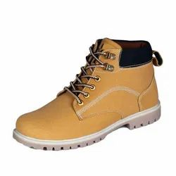 Brown Grade High Ankle Shoes High Neck Shoes