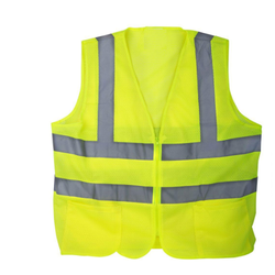 Yellow Plain Safety Jacket, Usage: Sea Patrolling