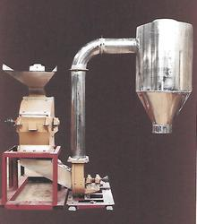 Micro Pulveriser With Dust Collector T