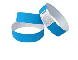 Tyvek Wrist Bands