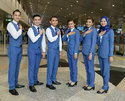 Men Polyester Airport Uniform