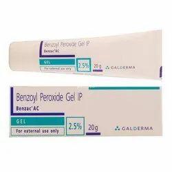 Benzoyl Peroxide (2.5%) Benzac AC Gel