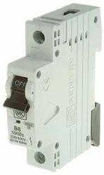 1 Amp - 63 Amp 230 V, 450 V Miniature Circuit Breaker, 50 Hz, Din Rail
