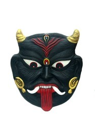 FRP- Nazar Battu - Protection Face -Wall Hanging