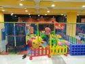 Kids Playschool Indoor Play Area