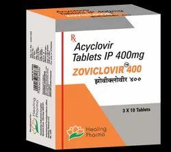 Zoviclovir 400mg - Aciclovir