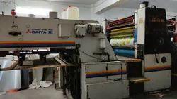 Bi-Color Offset Printing Service