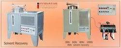 Solvent Recovery Equipment 30,60,80,100,200L