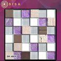 Sisa Mosaic Glass Tile