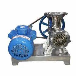Power Meat Masala Mincer Machine