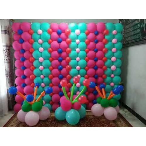 Birthday Balloon Decorations Service Service Provider From Greater