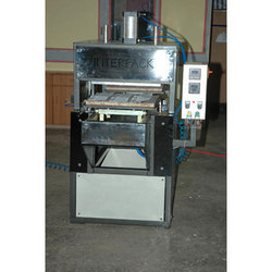Dual Plastic Blister Sealing Machine