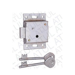 Stainless Steel Square Drawer Lock
