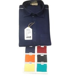 Casual Mens Plain Cotton Pathani Suit