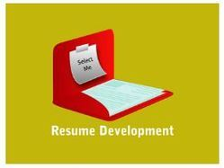 Resume Writing Services in Thane Scribd Online Learning Facilitator   Trainer Resume samples
