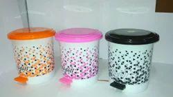Plastic Pedal Dustbin