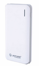 Trust Portable 10000mah Mobile Charger White