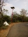 Solar Tower Light