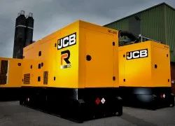 JCB Oil Cooling Liquid Cooled Generator, for Industrial