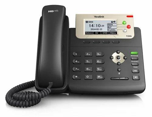 Yealink T21P Black IP Phone, Yes