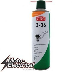 CRC 3-36 Lubricant And Corrosion Inhibitor, Pack Size: 500ml, Packaging Type: 12 Pcs Cartoon