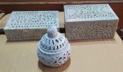 Soap Stone Box