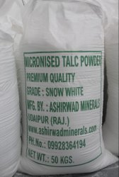 Talc powder for Talc filled Natural Filler Masterbatch TPT