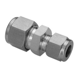 Stainless Steel Straight Union
