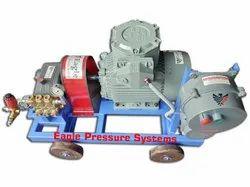 High Pressure Triplex Jet Pump