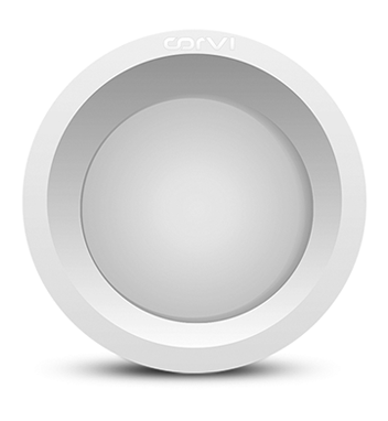 Corvi Ceramic Round LED Spot Light, Shape: Round