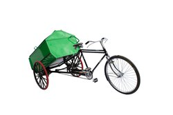 Garbage Three Wheeler Cycle Rickshaw