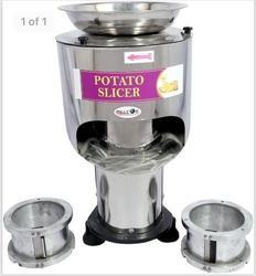 Potato chips making machine or Potato Slicer