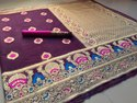 Women's Banarasi Silk Saree