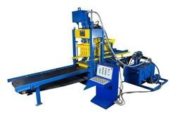 Single Phase Fly Ash Brick Making Machine