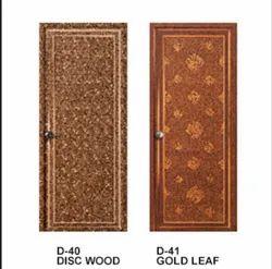 Brown Sintex Micra Doors