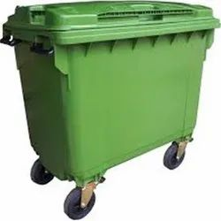 Sintex 4 Wheeled Waste Collection Dust Bin