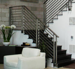 Stainless Steel Interior Railing