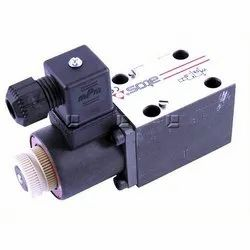 Atos 10 Bar Flameproof Solenoid Valves, for Industrial, Packaging Type: Box
