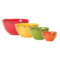 safari Melamine Bowls Set