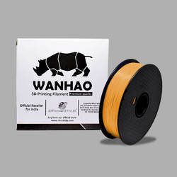 Wanhao Original Gold PLA 1.75mm 3D Printer Filament