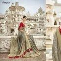 Green Silk Heavy Weaving Saree