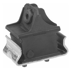 Rubber Metal Black Engine Mounting