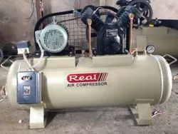 7.5 HP Single Stage Two Piston Air Compressor