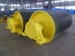 Vulcanized Rubber Lagging